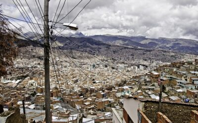 La Paz and Santa Cruz de la Sierra develop urban resilience
