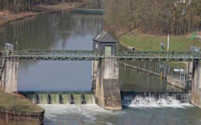 Nahezu kein europäischer Fluss ist barrierefrei