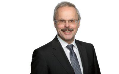 Otto Schaaf neues Mitglied im VKU-Präsidium
