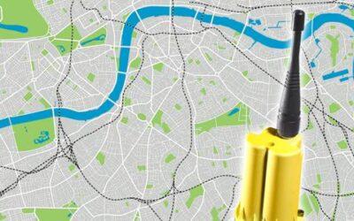 London: Geräuschpegellogger senken Wasserverlust des Versorgungsunternehmen P.N. Daly um 5 Mio. l Wasser pro Tag.