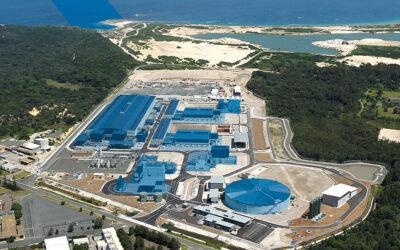 Sydney Desalination Plant resumes operations