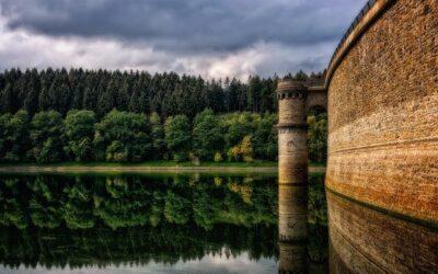Niederschläge: Höhere Grundwasserstände und Talsperren-Pegel