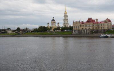 Sauberes Wasser hat Priorität bei der russischen Regierung