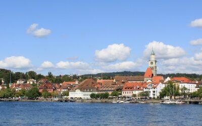 Betonkugel im Bodensee als Stromspeicher