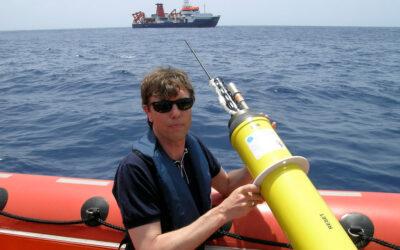 Henry Stommel Research Medal for German oceanographer Martin Visbeck