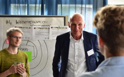 Mittelständer präsentierten Projekte aus dem Programm KMU-innovativ