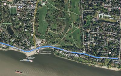 100 Jahre alte Wasserleitung wird in Hamburg saniert