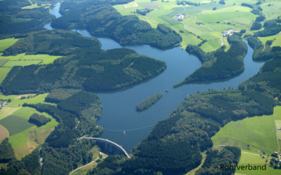 Ruhrverband: Klimaresilienz des Talsperrensystems steigern