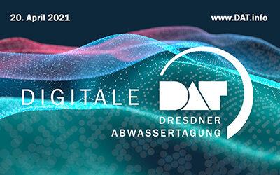 Digitale Dresdner Abwassertagung (DAT)