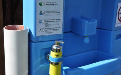 Grauwasser bietet Chancen bei Wasserknappheit