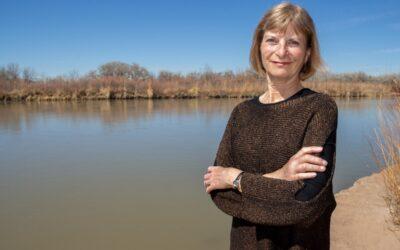Sandra Postel awarded 2021 Stockholm Water Prize