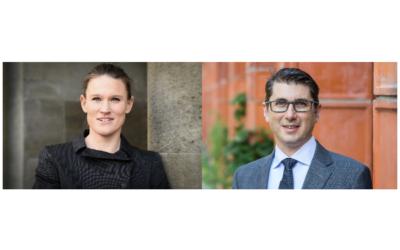 Dr. Ünlü wird neuer AöW-Geschäftsführer