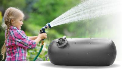 Öltank zum Regenwasserspeicher umrüsten