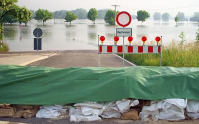 Hochwasserrückhaltebecken: Bau in Ostfildern-Scharnhausen wird gefördert