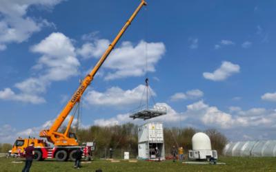 Messkampagne zu hydro-meteorologischen Extremen im Bereich der Schwäbischen Alb