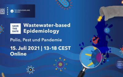 Online-Veranstaltung: WASTEWATER-BASED EPIDEMIOLOGY