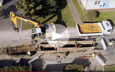 Kanalbaustellen-Film für Stadtentwässerungen soll Akzeptanz erhöhen