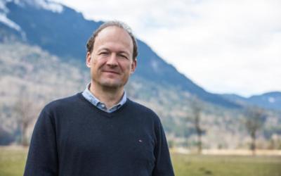 Wasser-Ressourcenpreis 2021 geht an Prof. Dr. Harald Kunstmann