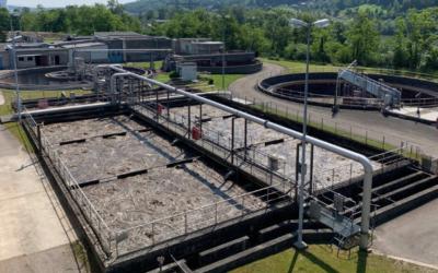 Land BW fördert Umbau des Verbandsklärwerks in Albbruck