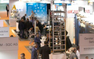 Verschiebung des Messetrios Aqua Suisse, Maintenance Schweiz und Pumps & Valves Zürich