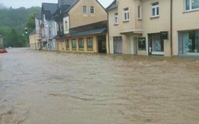 Zahlt die Versicherung bei Hochwasserschäden?
