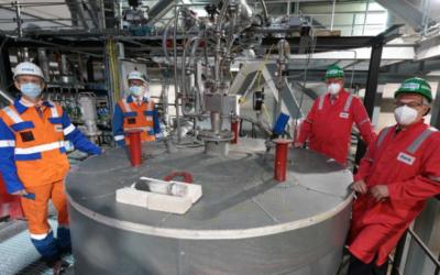 Multi-Fuel-Conversion-Anlage: Projekt von RWE und RUB startet in den Probebetrieb