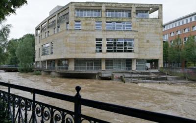 Hochwasser: KIT-Experten zum Unwetter in NRW und Rheinland-Pfalz