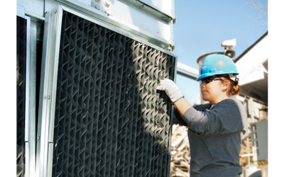 Inspection: ensure your cooling tower is up to the task