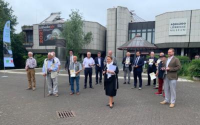 Wanderfischprogramm Nordrhein-Westfalen startet in die sechste Phase