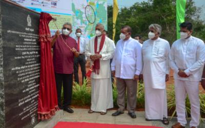 Wasserversorgung: Baubeginn für Südasiens längsten Wassertunnel in Sri Lanka