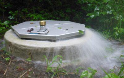 Außergewöhnlicher Grundwasseranstieg in Baden-Württemberg