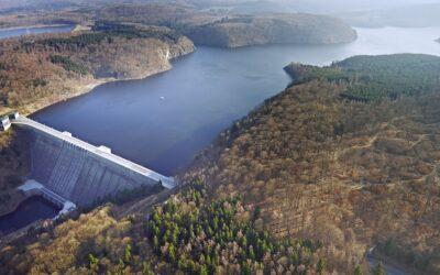 Gewässermonitoring: Daten aus dem All