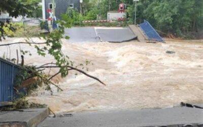 Hochwasserschutz: Neuer Bundesraumordnungsplan schließt Bauen in gefährdeten Gebieten aus