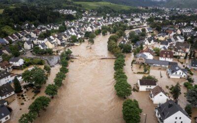 Bundesregierung ruft Expertengremium für Wiederaufbau nach dem Hochwasser zusammen